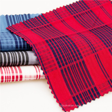 Yarn Dyed Checked Cotton Fabrics For Dress