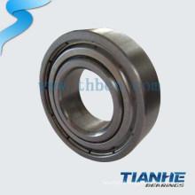 High speed ball bearing 4201 Double row bearing 4201