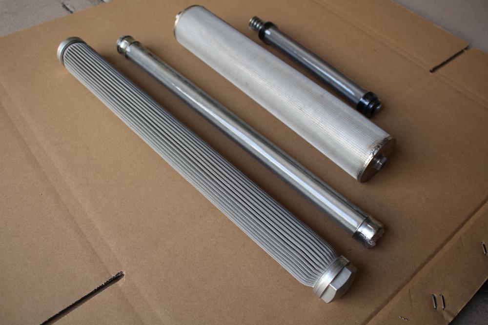 Steel Water Filter