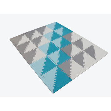 Melors Interlocking Triangle Puzzle Mats