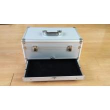 Aluminium Werkzeugkoffer mit Schublade