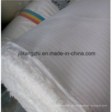Tela de Tc / Interlining / Cloth / White / Woven / Herringbone