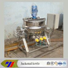 Ketchup Jacketed Cooking Kettle