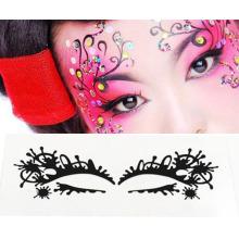 Olho olho arte máscara olho etiqueta Mfe004