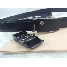Ratchet Leather Belts for Men (RF-160604)