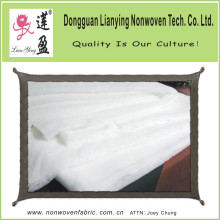 High Clo Value Polyester Wadding for Garments and Quilt