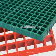 Grades de fibra de vidro FRP