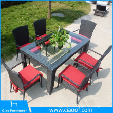 China Supplier Outdoor Furniture Patio Dining Set