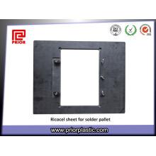 Wave Solder Pallet for PCB Assembly