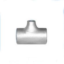 China Fabricante de acero inoxidable Reducción Tees