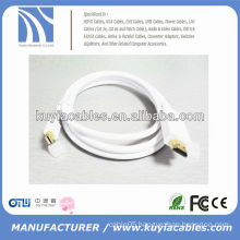 gold plated mini dp to hdmi male to male cable 1.8m