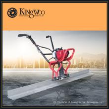 Máquina de nivelamento de piso GX35 / concreto de gasolina Régua de vibração / contrapeso de potência