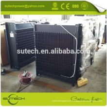 Copper core water radiator for Cummin NTA855-G1A series engine