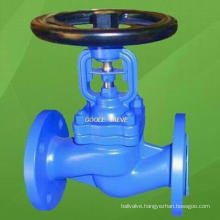 DIN Standard Bellow Sealed Globe Valve (GWJ41H)