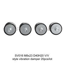 SV016 M8 bolt shock absorber.Rubber read bumper shock absorber