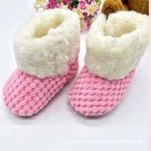 New Baby Winter Boots Infant Shoes Baby Kids Shoes (KX715)