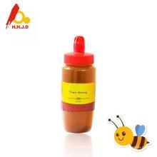 Especificação de puro mel de abelha casto