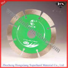 Discos de corte de diamante de alta eficiencia para la piedra de corte