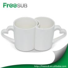Fabrik Großhandel Keramik Camping personalisierte Tasse