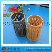 Molde de bobina e bobina plásticos para o molde de matéria têxtil Molde de bobina e bobina plásticos para o molde de matéria têxtil