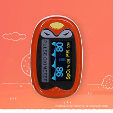 Oxímetro de pulso adorável para crianças