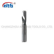 Carbide Single Flute End Mill Cutter for Carving Wood