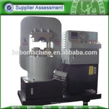 pressione cabo de máquina