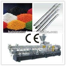 HS TSE-75 co-rotating pellet making machine