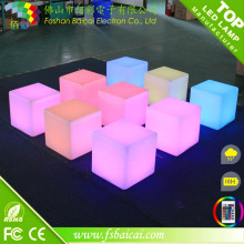 LED Cube Chair