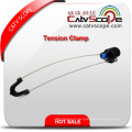 Pince d'ancrage de pince de tension de câble de fibre optique de haute qualité Csp-05 ADSS