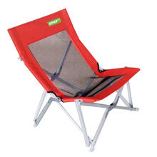Aluminum Fast Folding Chair for Camping Leisure Family Outdoor Travel