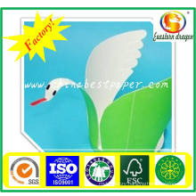 Double Sides PE Coated Paper-Whiteness 85%