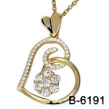 Bijoux fantaisie Pendentif en argent sterling 925