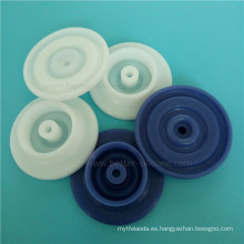 Sellador de caucho de silicona del resucitador médico