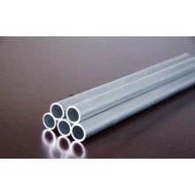 flexible thin wall threaded aluminum tube