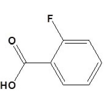 Ácido 2-fluorobenzóico CAS No. 445-29-4