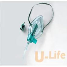 Máscara de oxígeno desechable para uso médico