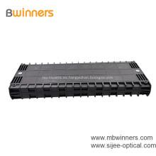 Caja de empalme de fibra óptica tipo montaje en pared