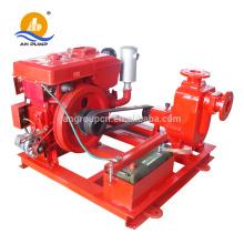 Diesel fire pump (240 m3/hr)