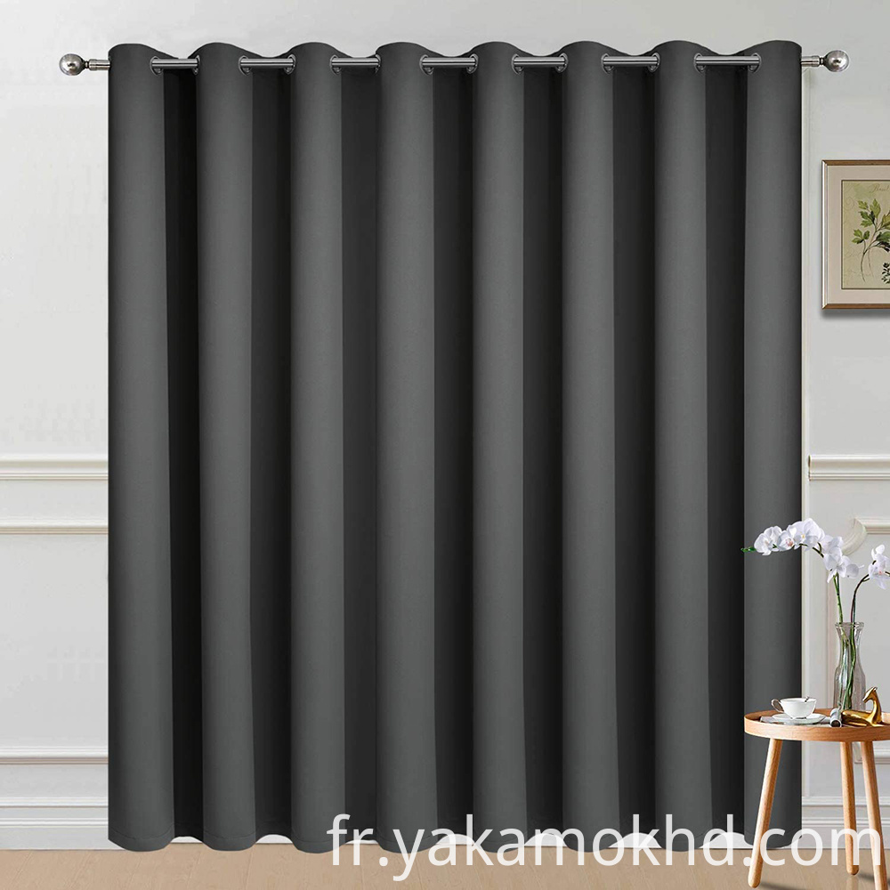 Full Shading Curtains