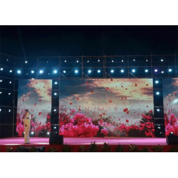 Buiten Stage LED Display High Refresh
