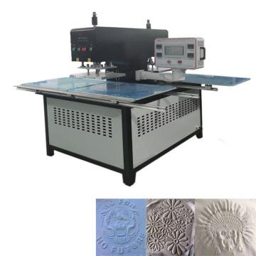 Machine de gaufrage de cuir de machine d'estampage à chaud numérique