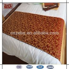 New Design Quality Jacquard New Arrival Star Hotel Bed Runner