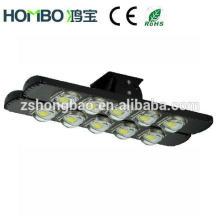 2014 venta caliente al aire libre LED túnel de luz 300W para la iluminación cuadrada de alto mastro