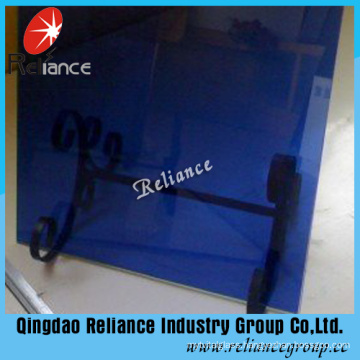6mm Dark Blue Tinted Glass with High Quality