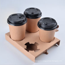 Take out Cup Tray for Coffee Tea Multiple Holder for Drinks