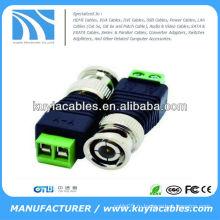 Коаксиальный кабель BNC CAT5e для камеры видеонаблюдения Balun Connector