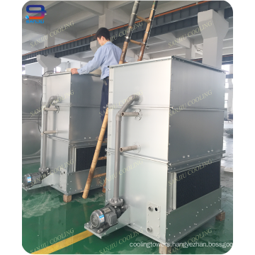 8 Ton Superdyma Closed Circuit Counter Flow GTM-15 Not Opened Small Energy Saving Wet Cooling Tower
