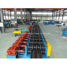 Three Waves Guard Rail Roll Forming Machine