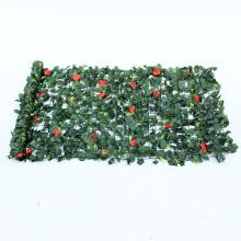 Мода стены декоративные зеленые пластиковые покрытия для использования на открытом воздухе